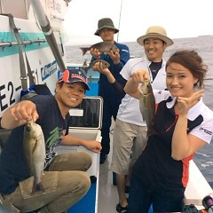 6月26日(火)午後便・イサキ釣りの写真その1