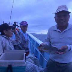6月26日(火)午後便・イサキ釣りの写真その2