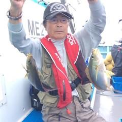 6月28日(木)午前・午後便・イサキ釣りの写真その4