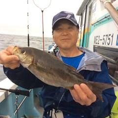6月29日(金)午前便・午後便・イサキ釣りの写真その2