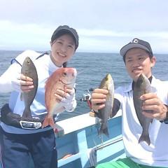 6月230(土)午前便・午後便・イサキ釣りの写真その2