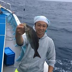 7月6日(金)午後便・イサキ釣りの写真その2