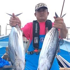 7月1日(日)午前便・午後便・イサキ釣りの写真その3