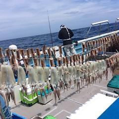 7月8日(日)スルメイカ釣り1日便の写真その1