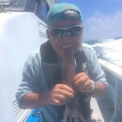 7月10日(火)午前便・スルメイカ釣りの写真その2