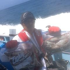 7月10日(火)午前便・スルメイカ釣りの写真その6