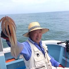 7月12日(木)1日便・スルメイカ釣りの写真その2