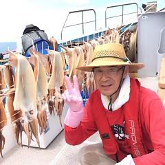 7月12日(木)1日便・スルメイカ釣りの写真その3