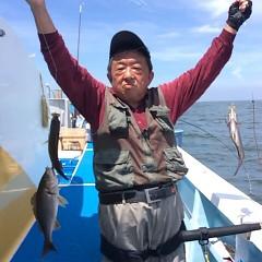 7月14日(土)午前・午後・イサキ釣りの写真その2