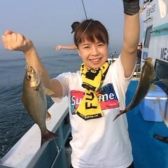 7月16日(月)午前便・イサキ釣りの写真その1