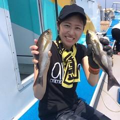 7月16日(月)午前便・イサキ釣りの写真その2