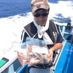 7月18(水)1日便・スルメイカ釣りの写真その3