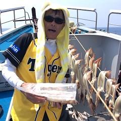 7月18(水)1日便・スルメイカ釣りの写真その6
