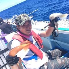 7月21(土)1日便・スルメイカ釣りの写真その3