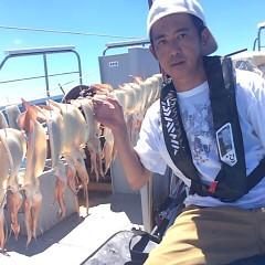 7月21(土)1日便・スルメイカ釣りの写真その5