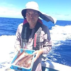 7月21(土)1日便・スルメイカ釣りの写真その7