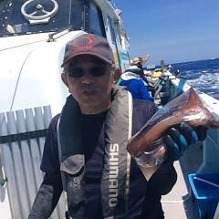 7月22(日)1日便・スルメイカ釣りの写真その2