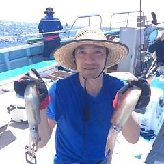 7月22(日)1日便・スルメイカ釣りの写真その5