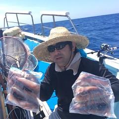 7月22(日)1日便・スルメイカ釣りの写真その6
