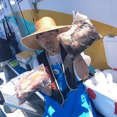 7月22(日)1日便・スルメイカ釣りの写真その7