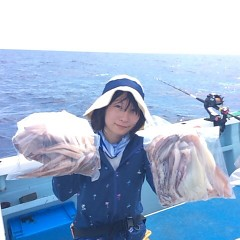 7月23日(月)1日便・スルメイカ釣りの写真その2