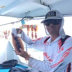 7月23日(月)1日便・スルメイカ釣りの写真その4