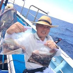 7月23日(月)1日便・スルメイカ釣りの写真その5