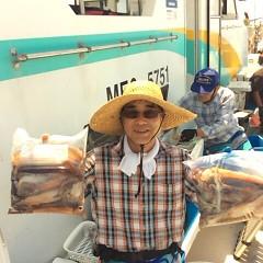 7月24日(火)1日便・スルメイカ釣りの写真その4