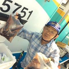 7月24日(火)1日便・スルメイカ釣りの写真その5