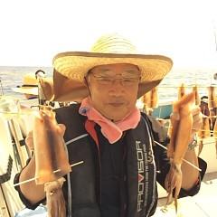 7月24日(火)1日便・スルメイカ釣りの写真その6