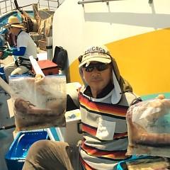 7月24日(火)1日便・スルメイカ釣りの写真その7