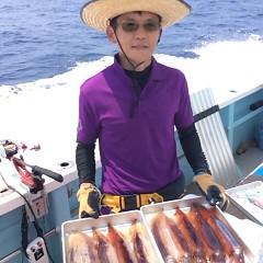 8月4日(土)1日便・スルメイカ釣りの写真その6