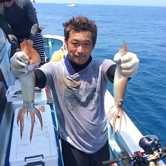 8月5日(日)1日便・スルメイカ釣りの写真その4