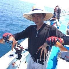 8月5日(日)1日便・スルメイカ釣りの写真その3