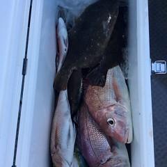 8月9日(木)9時出船・タテ釣りの写真その6
