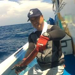8月12日(日)スルメイカ釣りの写真その2