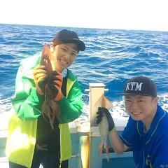 8月12日(日)スルメイカ釣りの写真その3