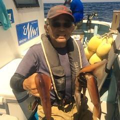 8月12日(日)スルメイカ釣りの写真その4