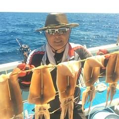 8月 13日(月) 1日便・スルメイカ釣りの写真その2