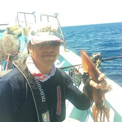 8月 13日(月) 1日便・スルメイカ釣りの写真その3