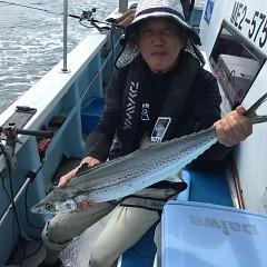 8月 28日(火) 午前便・タテ釣りの写真その2