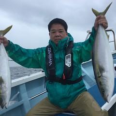 9月8日(土) 午前便・タテ釣りの写真その3