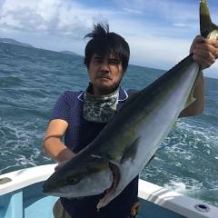 9月9日(日) 午前便・タテ釣りの写真その1