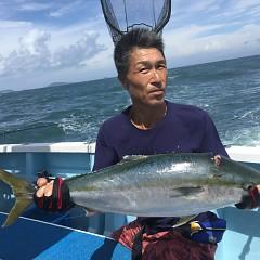 9月9日(日) 午前便・タテ釣りの写真その2