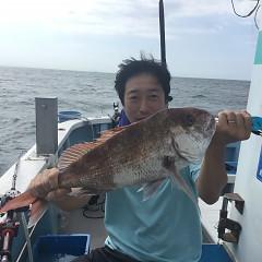 9月 23日(日) 午前便・ウタセ真鯛の写真その1