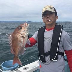 9月 23日(日) 午前便・ウタセ真鯛の写真その2