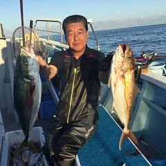 9月28日(金)午後便・ウタセマダイ釣りの写真その2