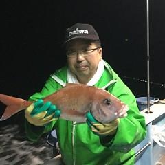 10月 7日(日) 午後便・ウタセ真鯛の写真その6