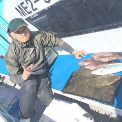 10月 21日(日) 午前便・ヒラメ釣りの写真その2