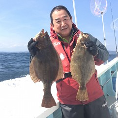 10月 22日(月) 午前便・ヒラメ釣りの写真その3
